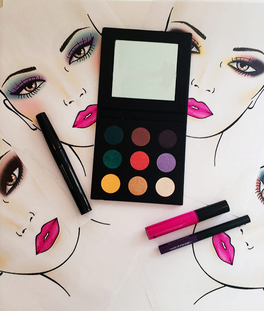 Make Up For Ever推出的Spring Collection包含各種新品!