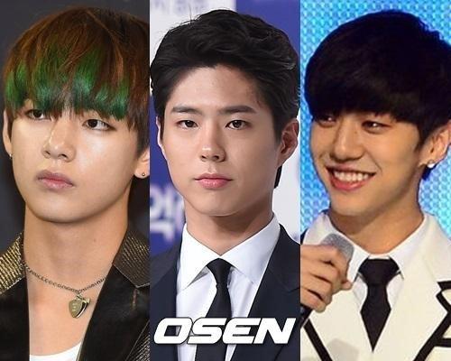 另外以前韓國民眾普遍認為演員比較美麗或帥氣,但近幾年偶像的顏值大大提升,就算偶像和演員的照片放在一起,顏值也完全不會輸啊!ヽ(✿゚▽゚)ノ