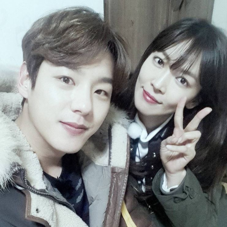 登登!是第四季的養眼夫婦-郭時暘♥金素妍啦(*゚∀゚*)