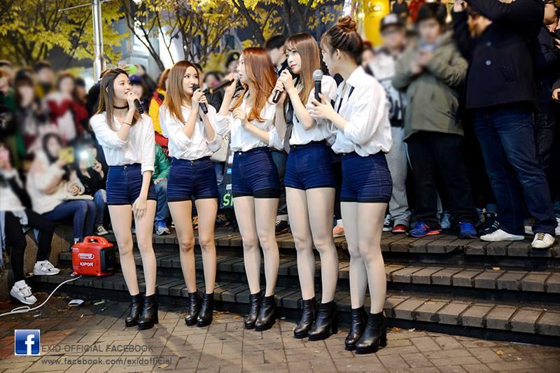 平均身高超過168欸!!看來韓國網友們都只注意美腿,忘了看身高了XD 原本不知道她們身高的韓國網友~知道之後更封她們為「身材甲等女團」