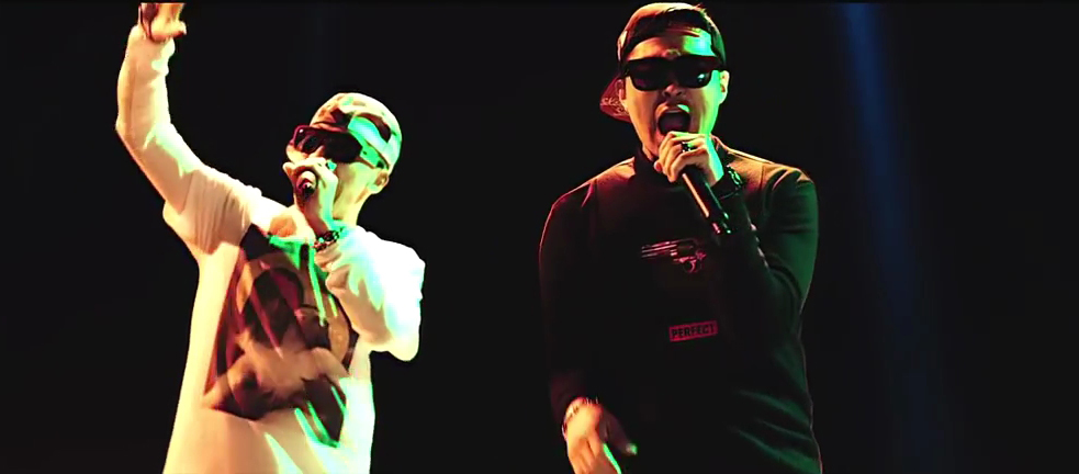 雙人嘻哈團體Dynamic Duo在2013年發的歌曲《BAAAM》MV,猜猜有誰也出演呢?
