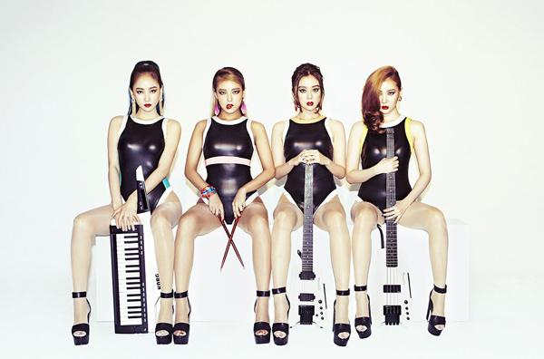 # Wonder Girls  婑斌、惠林