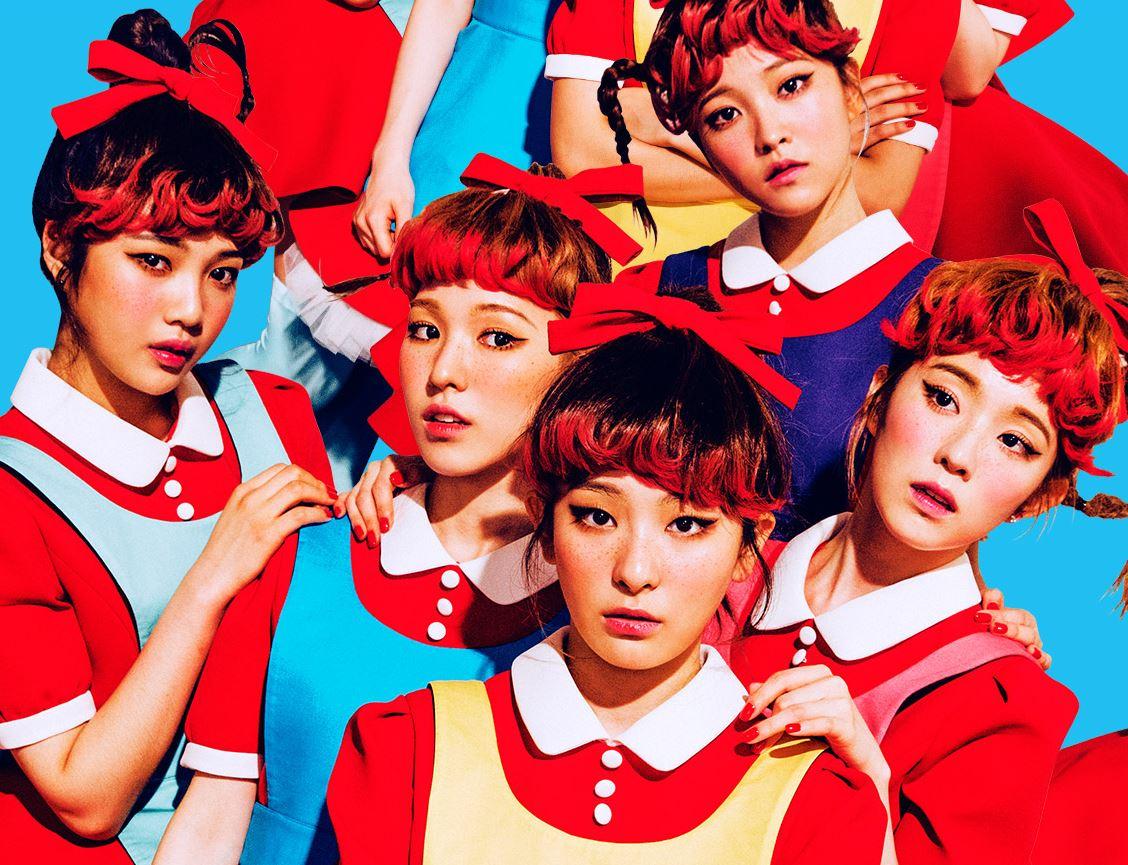 # Red Velvet Yeri