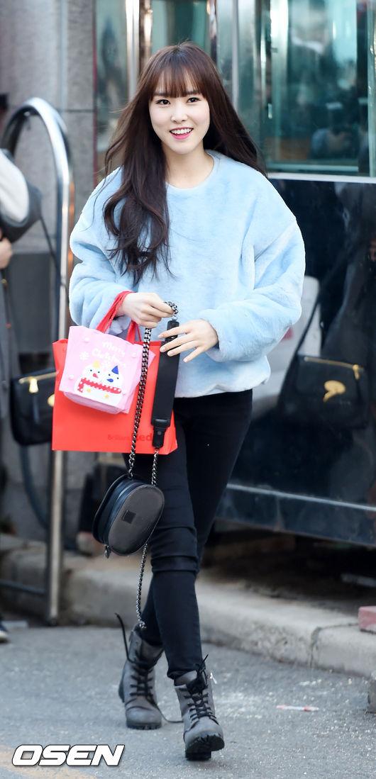 ♥ TOP 2 :: GFRIEND Yuju