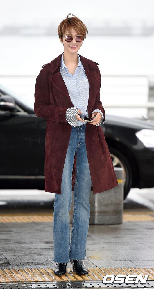5.長款外套