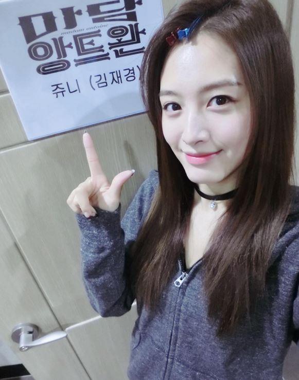 最近出演戲劇《Madame Antoine》的栽經,在劇中的演技也受到韓國觀眾的稱讚!