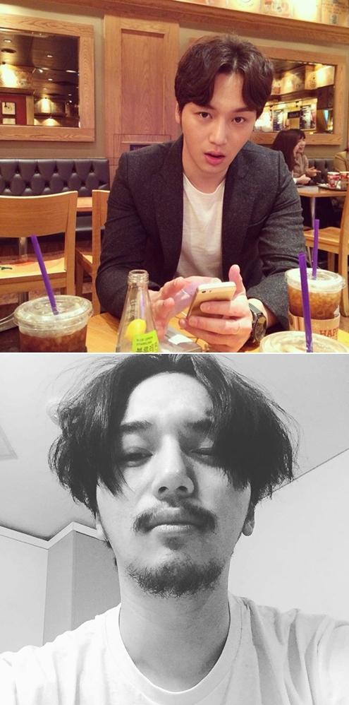 ►卞耀漢 雖然有鬍子的卞耀漢看起來蠻有個性的,但小編個人比較喜歡他沒有鬍子的樣子♡