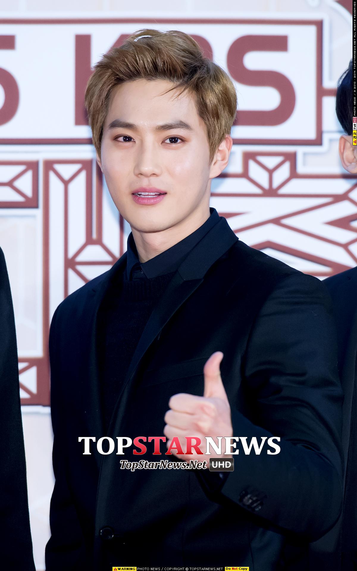 TOP1 EXO SUHO 20,556票  多金、俊美、好脾氣 無論放在家裡還是帶出去,超有面子阿!