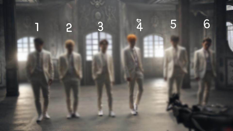 首先,從官方照片中,我們可以確定這真的是 6 人組沒錯!