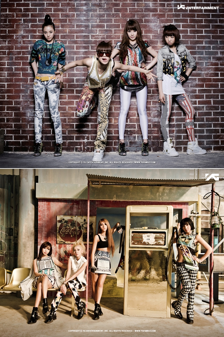 ►2NE1 出道日期:2009年5月17日 出道作品:《Fire》 2016年5月5日成員Minzy正式離開2NE1及YG經紀公司