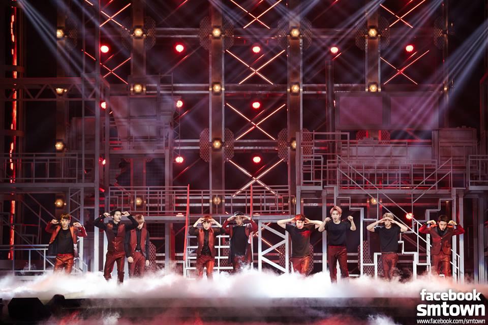 是的是的!就是EXO! EXO獲得全球最受喜愛STAR TOP10,以25%的佔有率獲得整體1位