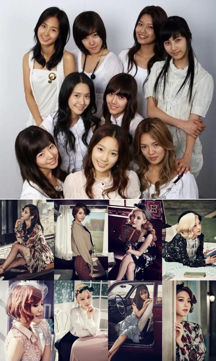 ►少女時代 出道日期:韓國2007年8月5日 出道作品:韓國《Into The New World》 2014年9月Jessica退出少女時代,2015年8月正式結束合約並離開SM娛樂。