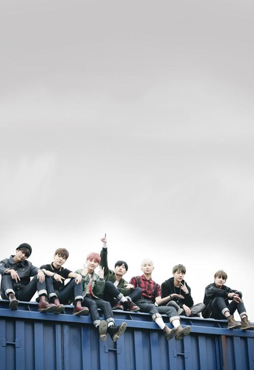 2013年就出道的他們,直到去年發行第三張迷你專輯《花樣年華 pt.1》,人氣一飛衝天~