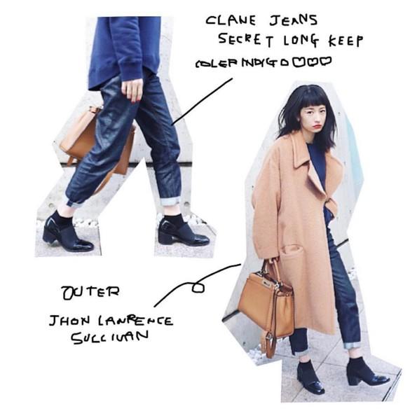 #3 特別訂製 如果你對穿搭很有心得,可以使用許多有趣的時尚照片編輯APP來輔助,創造出與他人不同的時尚照!