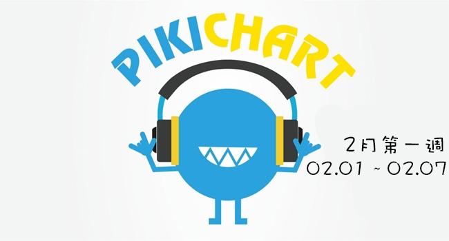 優羅奔~新年快樂~這裡是 PikiChart (*´∀`)~♥ 又到了每週一更新 MelOn 排行榜的時間了(尖叫)