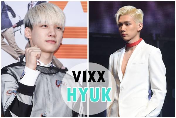 VIXX「혁」  領舞的忙內相爀,成熟的外表忍不住再多看一眼!