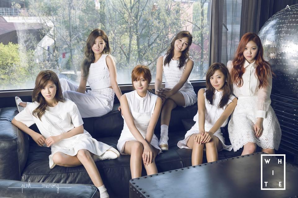 一線女團:APINK 用穩定的音源成績和清純可愛的風格擄獲不少粉絲的心,現在說到韓國當紅女團絕對不會漏掉的「雙A」其中之一就是APINK啦