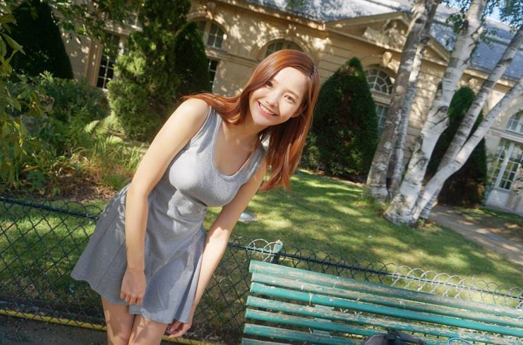 最關鍵的就是這張照片!!讓許多韓國網友都沒話說的這張照片…媽呀這身材真的太好了!可愛臉龐加上這魔鬼身材,果然是歐爸們的最愛♥