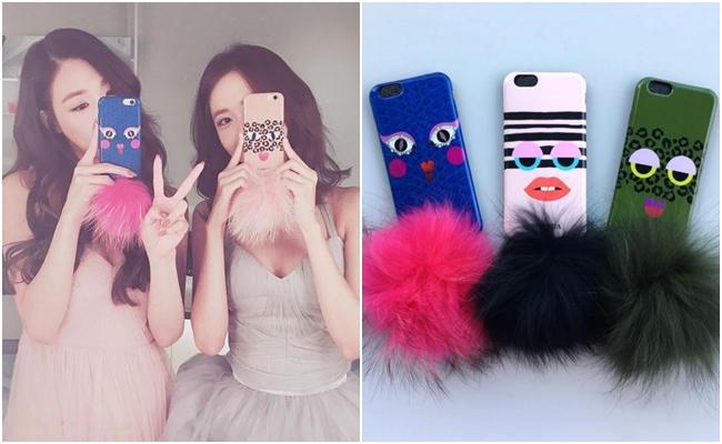 而且其實MV中那個手機真正的主人就是Tiffany呢~