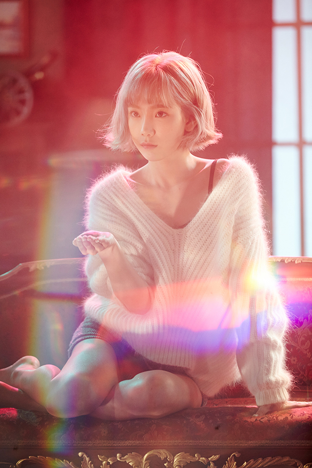 ►少女時代 太妍 X 奇妙仙子 雖然不是公主…但是太妍真的很像小精靈啦XD