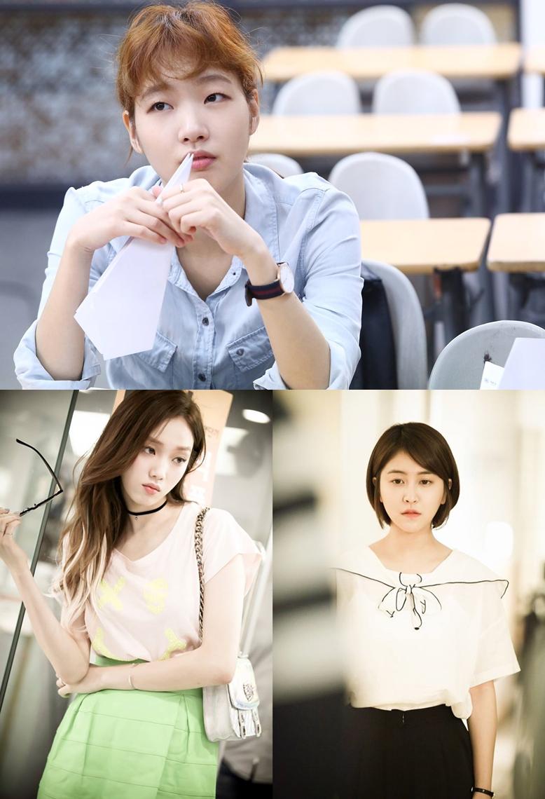 雖然男演員的光芒真的很大,但劇中的女演員們也造成了不少話題,其中也有一位女演員~因為劇中形象太強烈,讓韓國網友們對她好感度倍增