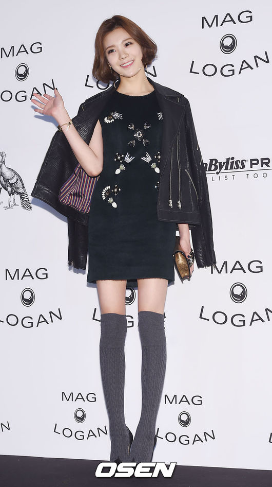 ♥ After School Lizzy  168 cm / 46 kg