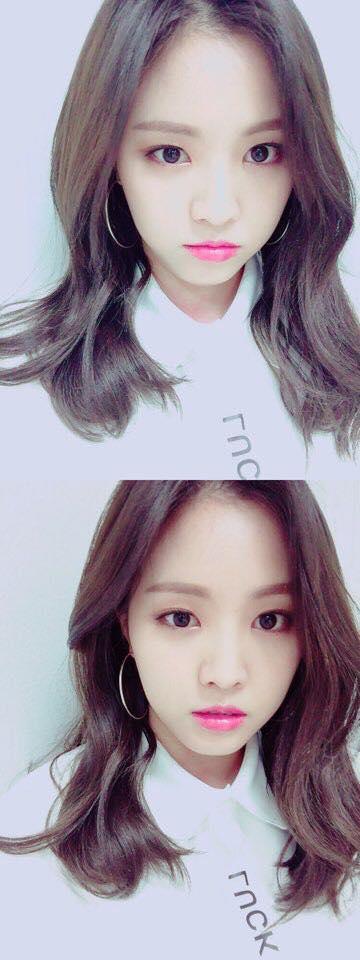 而且不覺得很像娜恩嗎?連韓國網友也都說真的超像娜恩的!