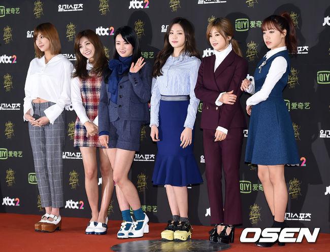 ♥ TOP 2 :: Apink  Apink 是 2011年出道的女子團體,同時也是 A Cube 娛樂旗下的第一個女團。