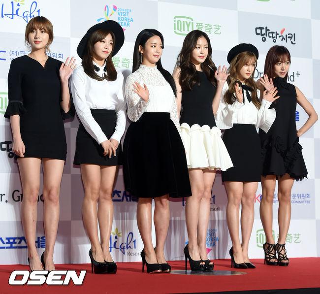 說到韓國演藝圈的甜美風代表,絕對非可愛的 Apink 莫屬。