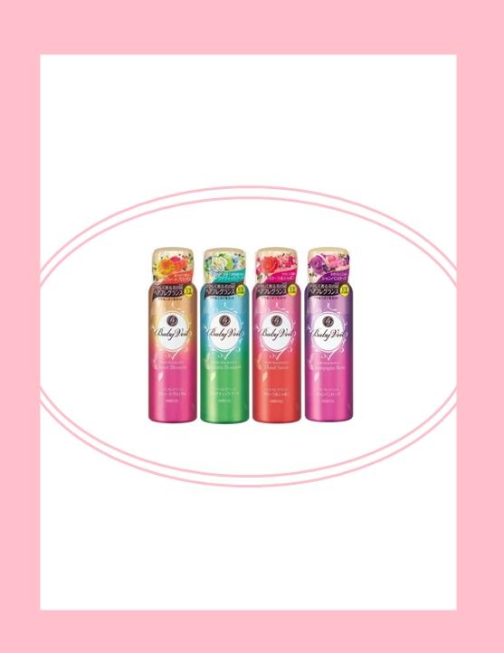 #頭髮不油只是沒洗頭 可以使用髮香噴霧,讓頭髮散發自然香氣~