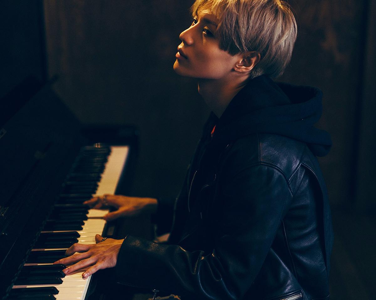 微笑+鋼琴,,,應該沒有人能拒絕這樣的組合... 宣傳照超讚♥~