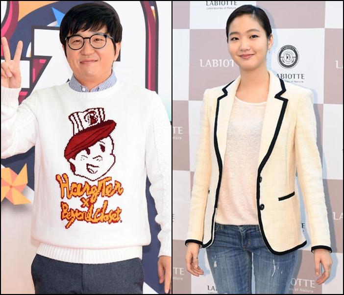 兩個人都有標準的韓國人臉型,抿嘴的感覺也很相像。