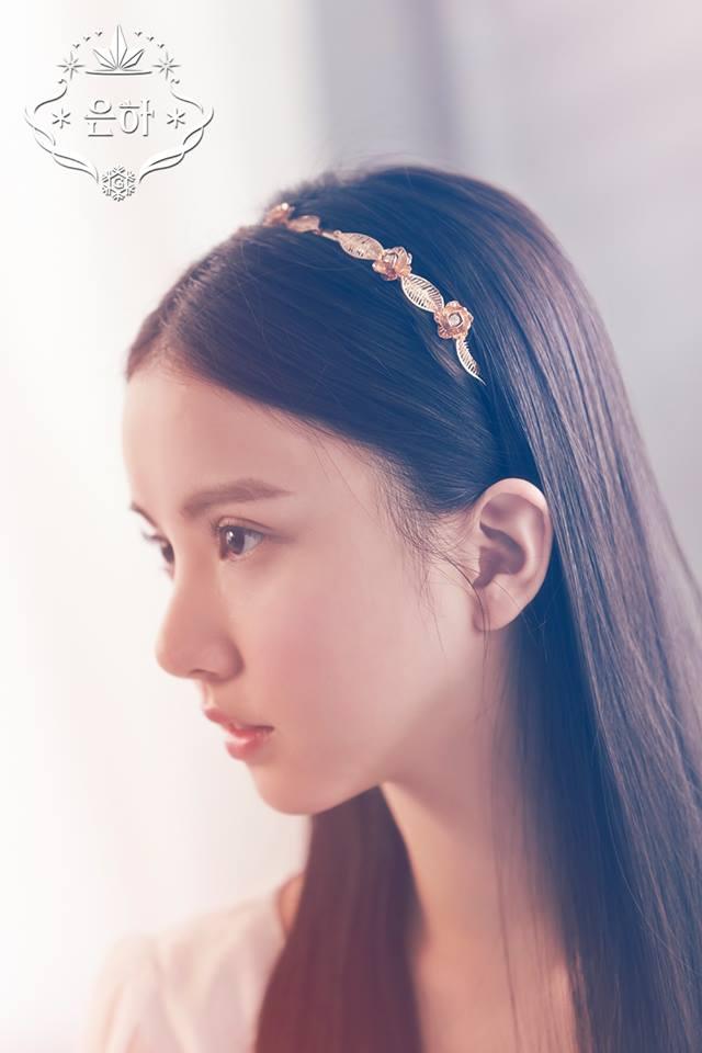 受到這種言語攻擊的成員,就是這次回歸照大受好評,網友狂讚超美的「Eunha」!