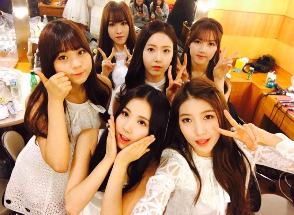 在隊內擔任第二主唱的Eunha,不僅歌唱得好,外型更是曾經被稱為母胎美女!