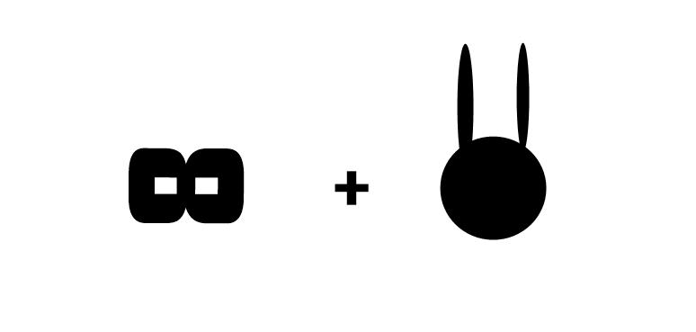 如果剛剛猜不出來,那麼這個提示總能夠看出了吧? 符號與動物!(小編化的巨醜.. 謝謝包容...)