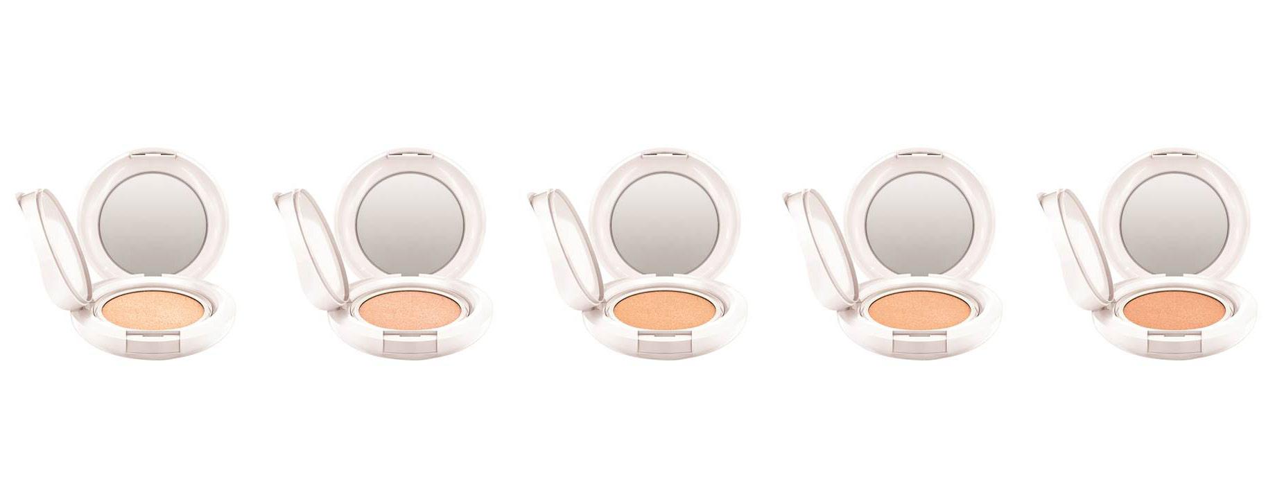 'LIGHT C Cushion'總共推出5中顏色,肯定有一款適合你的膚色,最好還是去賣場直接試用后在購買吧♥~