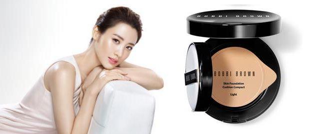 Skin Foundation Cushion售價68,000韓元,介於Bobbi Brown粉底的一貫好口碑,這款Skin Foundation Cushion很讓人期待喲~