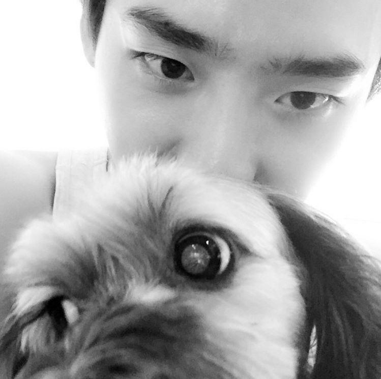 李鍾碩  原是模特兒現在成為當紅演員的李鍾碩 不僅身材一級棒,細長的雙眼更是他一大特色