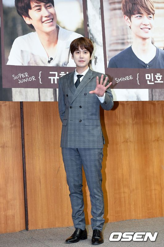ELF(Super Junior 粉絲名)表示,我們老么圭賢只有動雙眼皮,才沒有整鼻子呢!