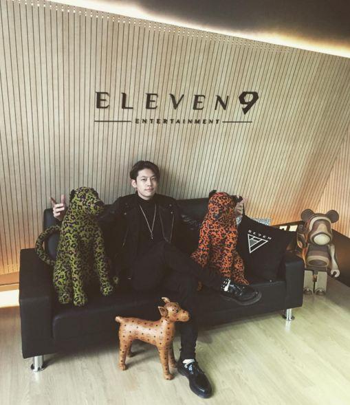 最後一位要回歸的是se7en!! 新東家eleven9 表示預計在3月~4月回歸,正在努力準備專輯中~