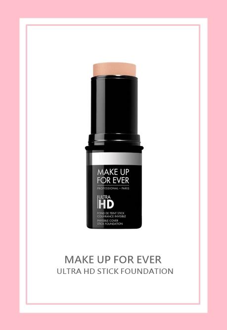 身為底妝王牌,MAKE UP FOR EVER因應底妝趨勢推出了粉餅條形式的粉底,這款在台灣雖然還沒推出,但剛好搭上韓國近期修容非常流行的風潮,因此非常熱賣!延展性極佳,在臉上肌膚感覺不到厚重感是它最受歡迎的原因~