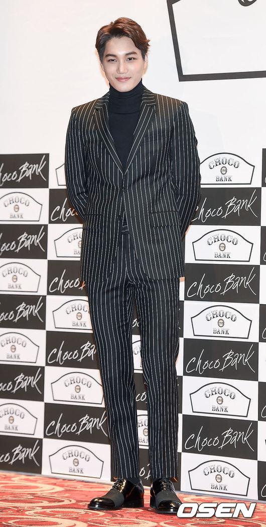 因為首次挑戰戲劇,受到粉絲注目的EXO成員Kai! 就在前幾天他所出演的網路劇《巧克力銀行》全集播完囉~
