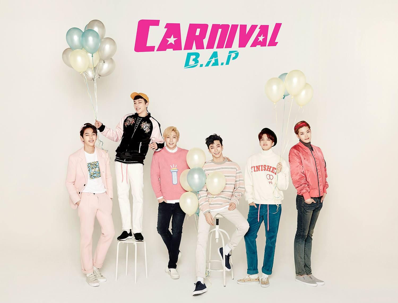 ♡ 創作男團 2 號 :: B.A.P   B.A.P 從出道以來,專輯內的每首歌幾乎都是方容國創作及製作,所以他們的歌曲也很有自己的特色,光聽前奏就可以知道是 B.A.P 的音樂。