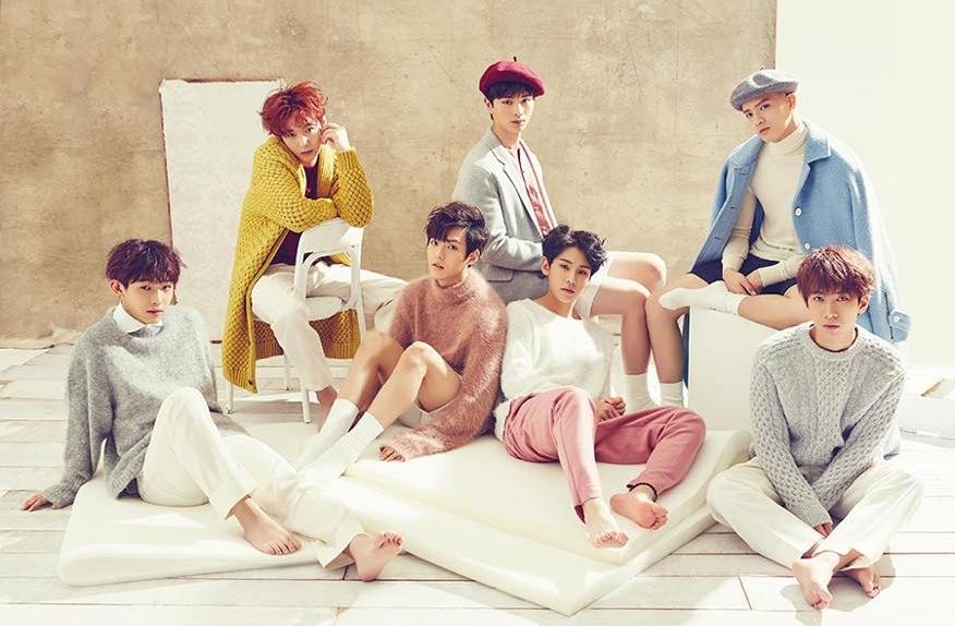 ♡ 創作男團 6 號 :: BTOB  BTOB 最近的專輯中,也可以漸漸看到他們自己創作的歌曲了。