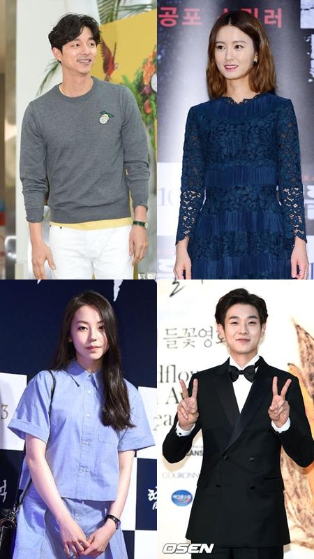 ►《釜山行》 接著這部《釜山行》則和鄭有美、崔宇植、安昭熙等演員一起演出,以韓國爆發大規模的異常病毒為主軸所展開的一連串故事。