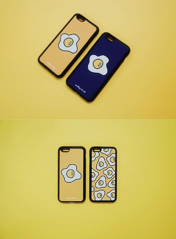 WHITE COTTON是個韓國的設計品牌,去年剛誕生~摩登少女首先就是被這款可愛的手機殼給迷惑了呀!