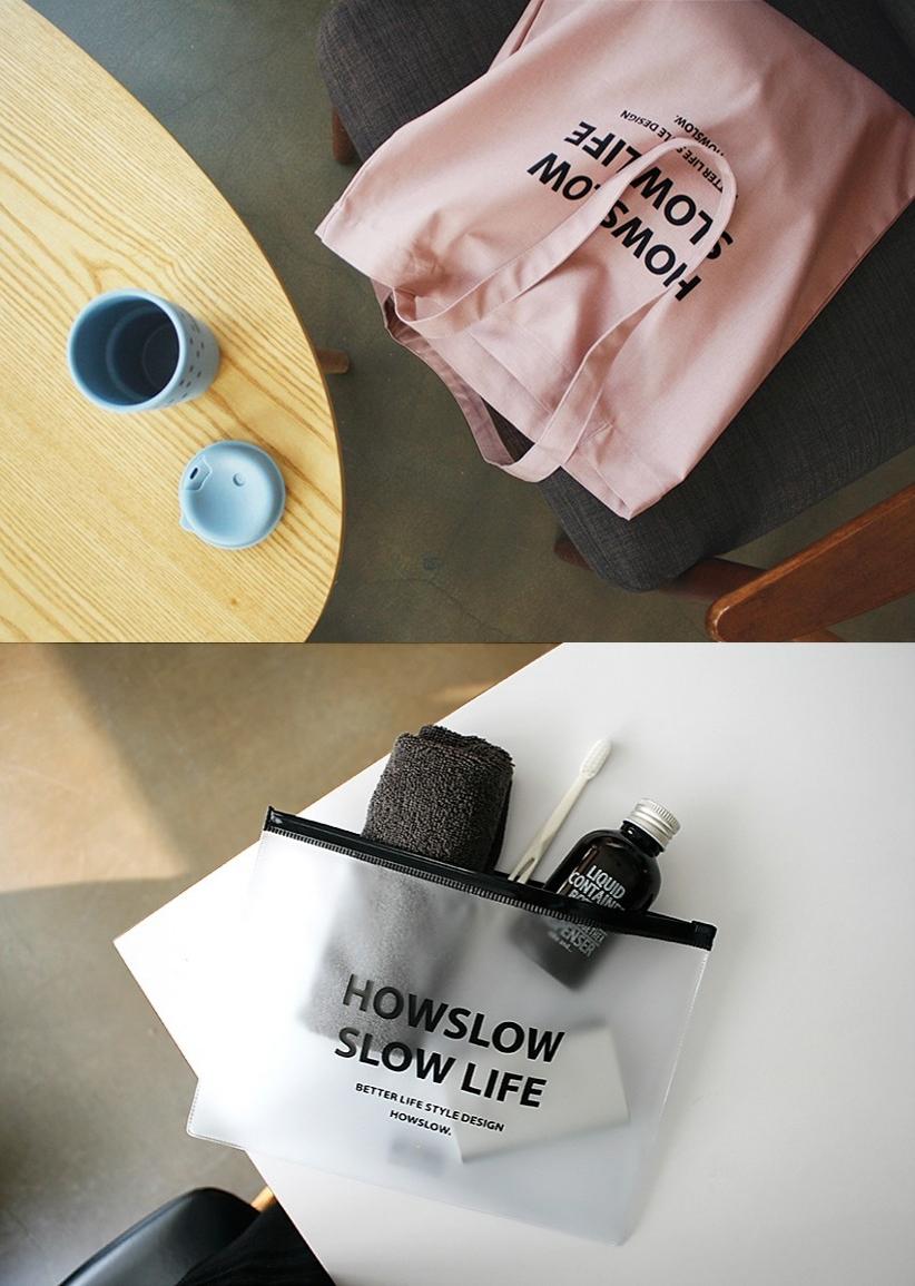 連包包也有!各式各樣的包款、還有旅行袋都是採取簡約的設計感,非常適合喜歡色彩單純,文字設計的人!