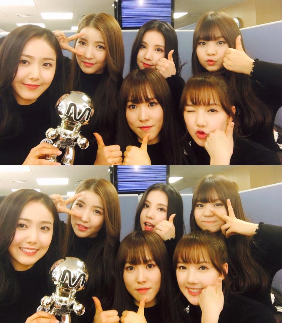 而 Mnet《M! Countdown》也有達成三週一位的紀錄