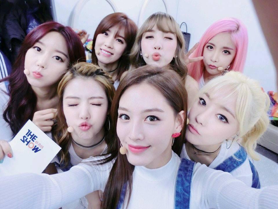 說到Rainbow的話,大家會先想到栽經… 但這次韓國網友們說:「每一位都一樣亮眼了♡」都真的太漂亮啦!