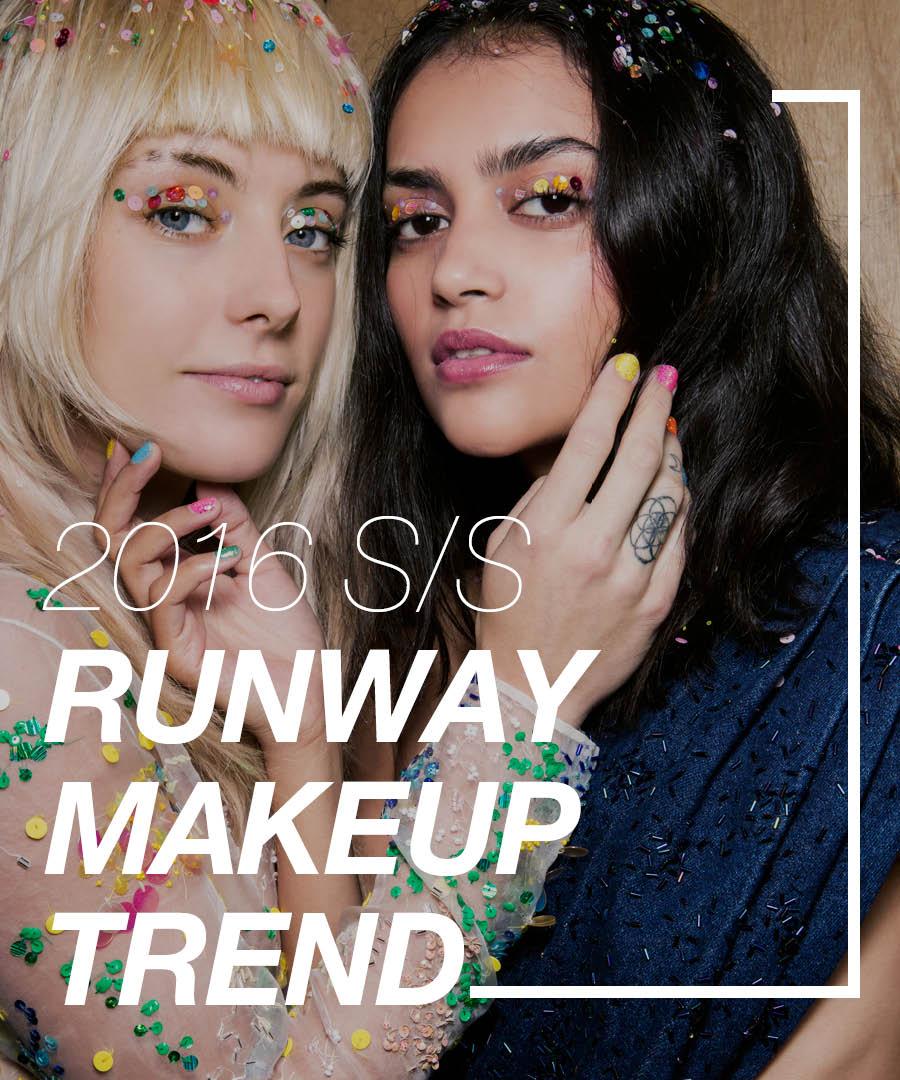 在Backstage中麻豆們的妝容中發現了不少美妝重點的唷~ 當然Runway Makeup不太適用於日常妝,會有點點誇張,但是我們也可以從中發掘不少亮點,獲取靈感!